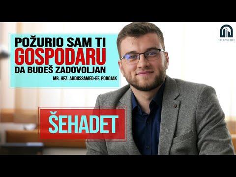 MR. HFZ. ABDUSSAMED-EF. PODOJAK: ŠEHADET