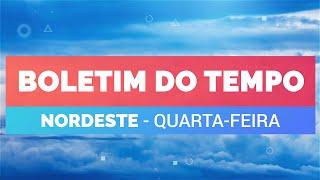 Previsão Nordeste – Temporais em São Luís