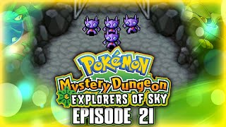 Let's Play Pokemon Mystery Dungeon Explorer's of Sky w/ ShadyPenguinn [Ep21]