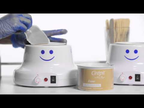 OFFICIAL Cirepil Video:  How To Use The New Cirepil Ease Wax Formula!