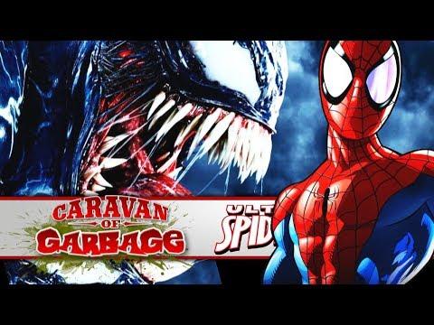 Ultimate Venom (and also Spider-man) - Caravan Of Garbage