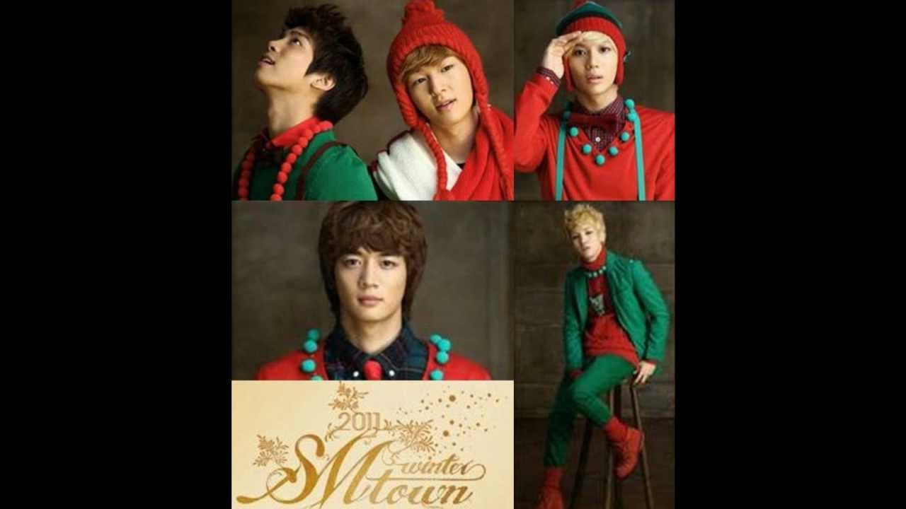 SHINee- Last Christmas Cover (Color-Coded Lyrics) - YouTube
