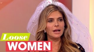 Ayda Fields On Her And Robbie Williams' Engagement | Loose Women