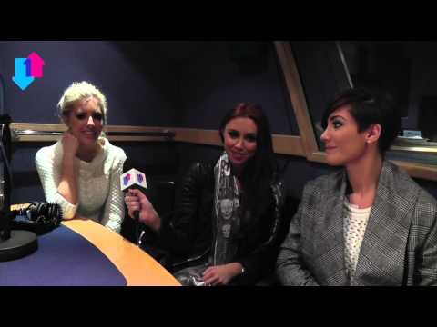 The Saturdays - What About Us interview | Official Charts Company