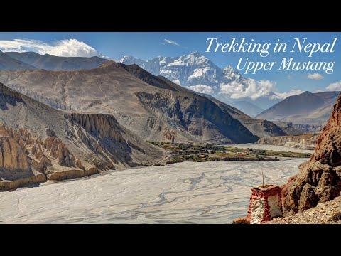 Trekking Nepal Himalaya Upper Mustang