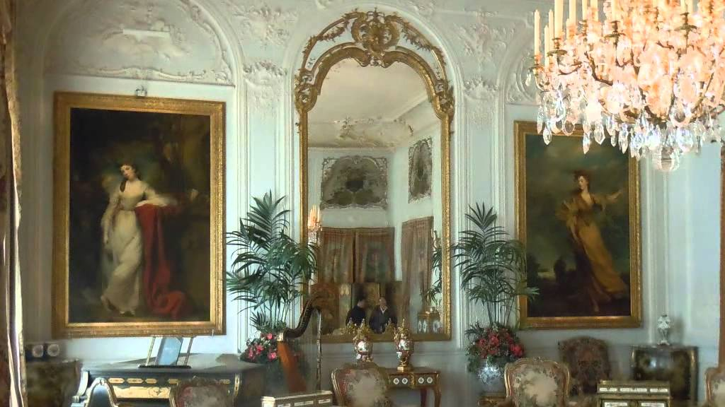 Waddesdon Manor Buckinghamshire Youtube