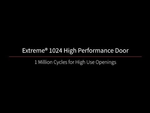 Cornell\u0027s Extreme 1024 High-Performance Door & Cornell\u0027s Extreme 1024 High-Performance Door - YouTube