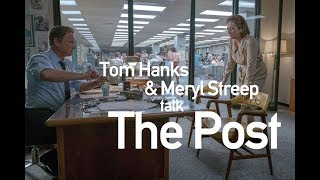 Tom Hanks & Meryl Streep interviewed by Simon Mayo