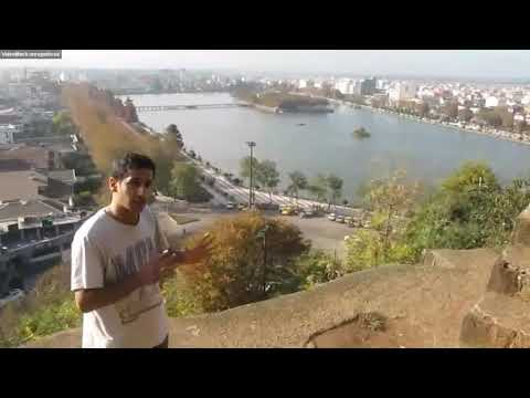 Mountain in lahijan ( Sheytan kooh) - Ahmad Janati Iran tour guide