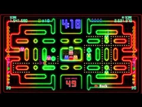 Pac-Man Championship DX 2,759,800 10 min. - HootyHaHa