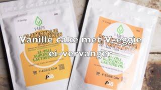 V-eggie cake