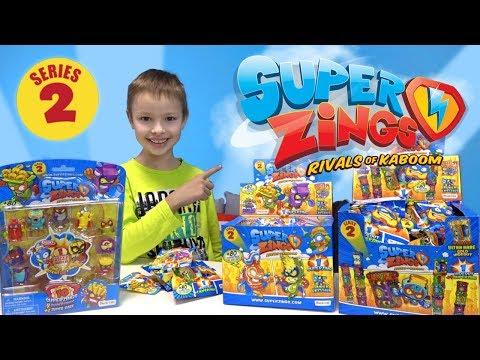 Super Zings (Seria