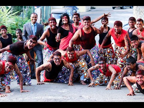 Dharmaraja College Kandy-Dancing Troupe-Colors Nite 2016-MAYA