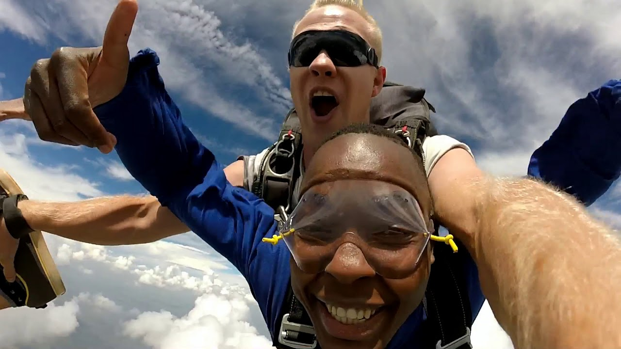 Johannesburg Skydiving Club Introduction to Fun 2017