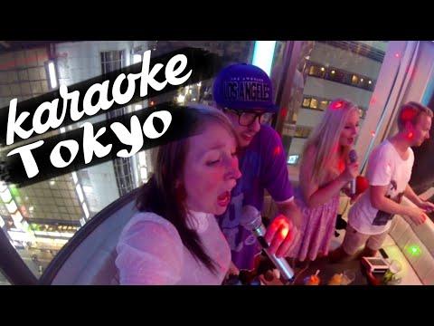 ♥  Karaoke i Tokyo