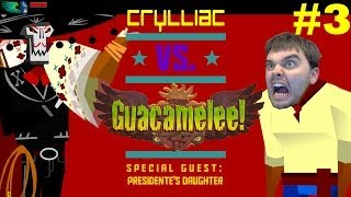 Guacamelee [part 3] {training Chicken}