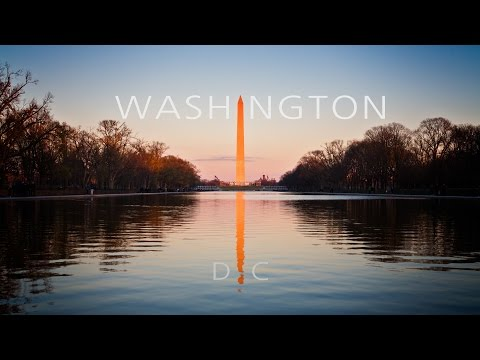 Washington, D.C. - A Beautiful Day In The Capital Of The USA