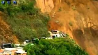 Impresionante ALUD en colombia [2010] [NewsGCN]