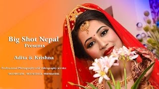 Video New Wedding Highlight   Adita & Krishna   download MP3, 3GP, MP4, WEBM, AVI, FLV Agustus 2018