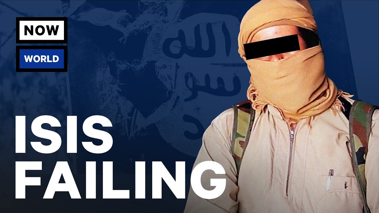 What Happened to ISIS? | NowThis World - YouTube