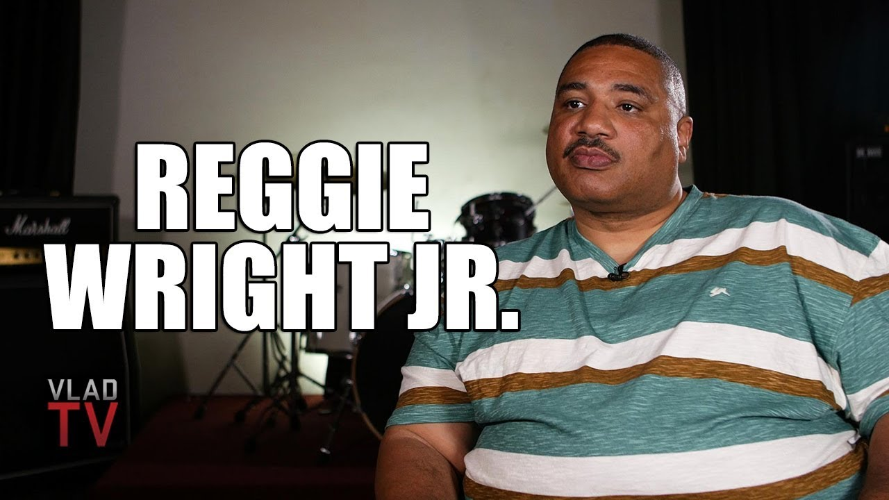 Reggie Wright on Puffy Aligning Himself with Southside Crips, Bounty on Death Row Chains