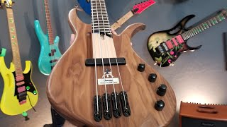 Limited Edition Ibanez Affirma Bass