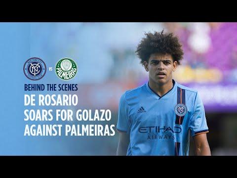 BEHIND THE SCENES   NYCFC vs. Palmeiras   01.18.20