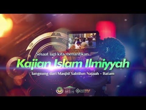 [LIVE] Masaailul Jahiliyyah: Perselisihan Orang Jahiliyyah Dalam Ibadah & Agama - Ust. Fikri Alhamdi