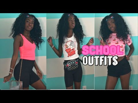 BACK TO SCHOOL OUTFIT IDEAS 2019 2