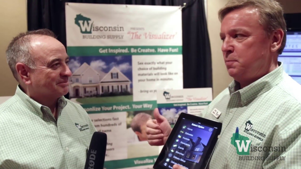 WBS Mobile App at the 2016 WBS Contractor Show. Randy Bonacorsi and Randy Hawkins from WBS give some insight on the Wisconsin Building Supply mobile app at the 2016 Wisconsin Building Supply Contractor Sho.... Youtube video for project managers.