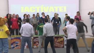 Activate Day 1 para Nestlé