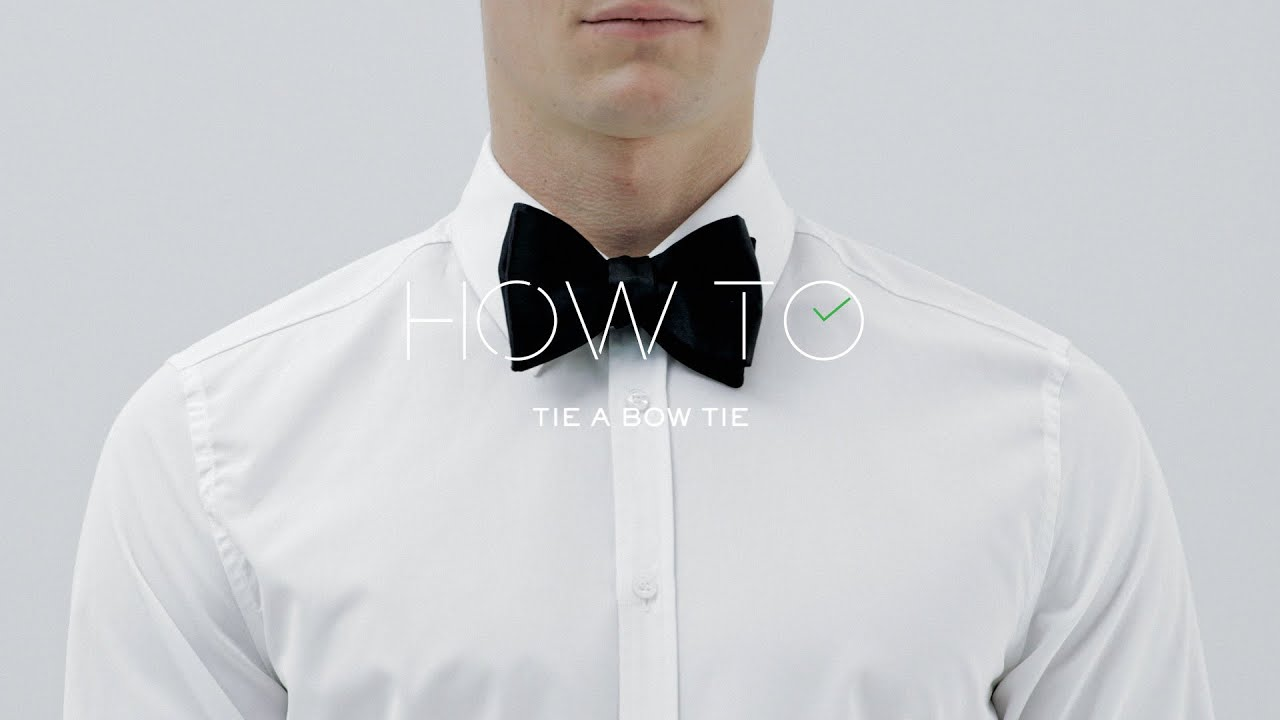 How to tie a bow tie mr porter youtube how to tie a bow tie mr porter ccuart Gallery
