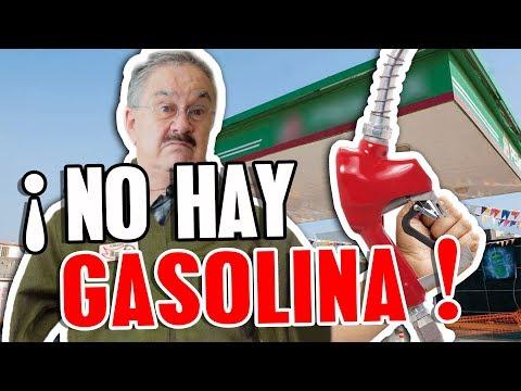 Cómo vivió Pedro Sola el desabasto de Gasolina