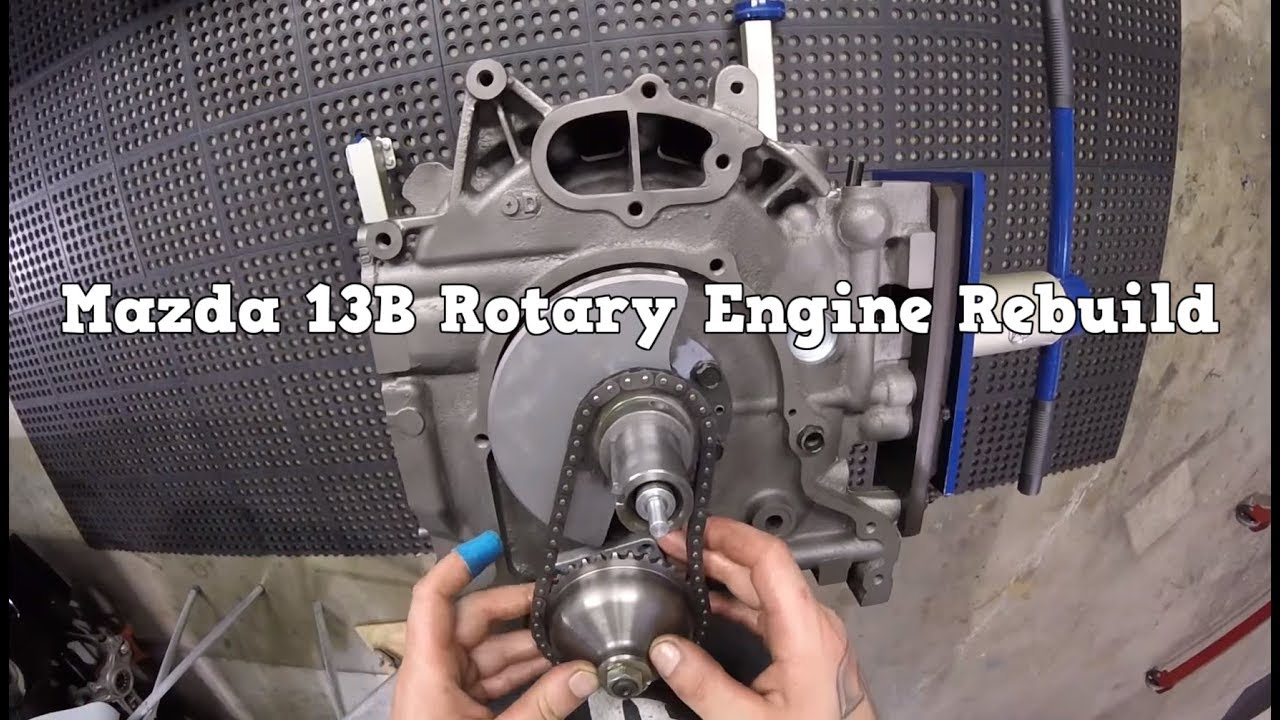 Rotary Engine Rebuilds & RX-7 Engine Modifications - Chips Motorsports