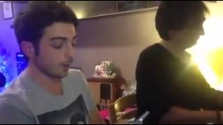 Gianluca Ginoble serenade