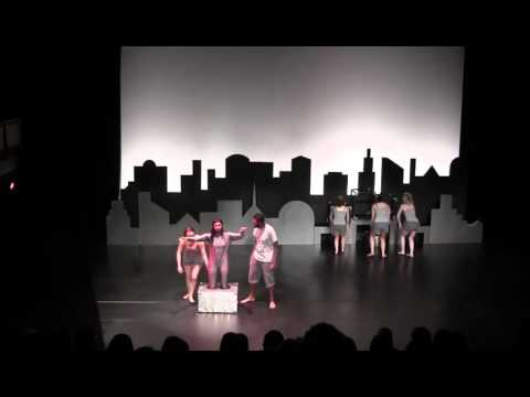 Kenan Theatre Company: The Existential Imagination