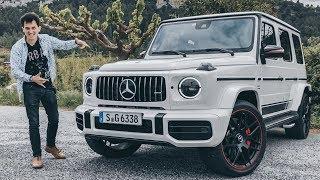Тест и ШОК – Новый Гелик 63!  4.1 с до 100!  BMW и Audi – Ваш ответ?  Mercedes-AMG...