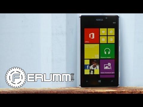 Nokia Lumia 925 обзор. Подробный Видеообзор Nokia Lumia 925 от FERUMM.COM -TECHPOINT-