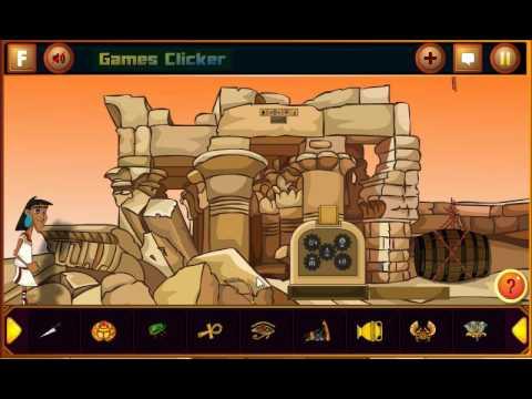 Egyptian Adventure Walkthrough 1