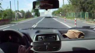 Jazda Punto II 1,2 8V  cz.1 \\ Driving Punto II Part 1