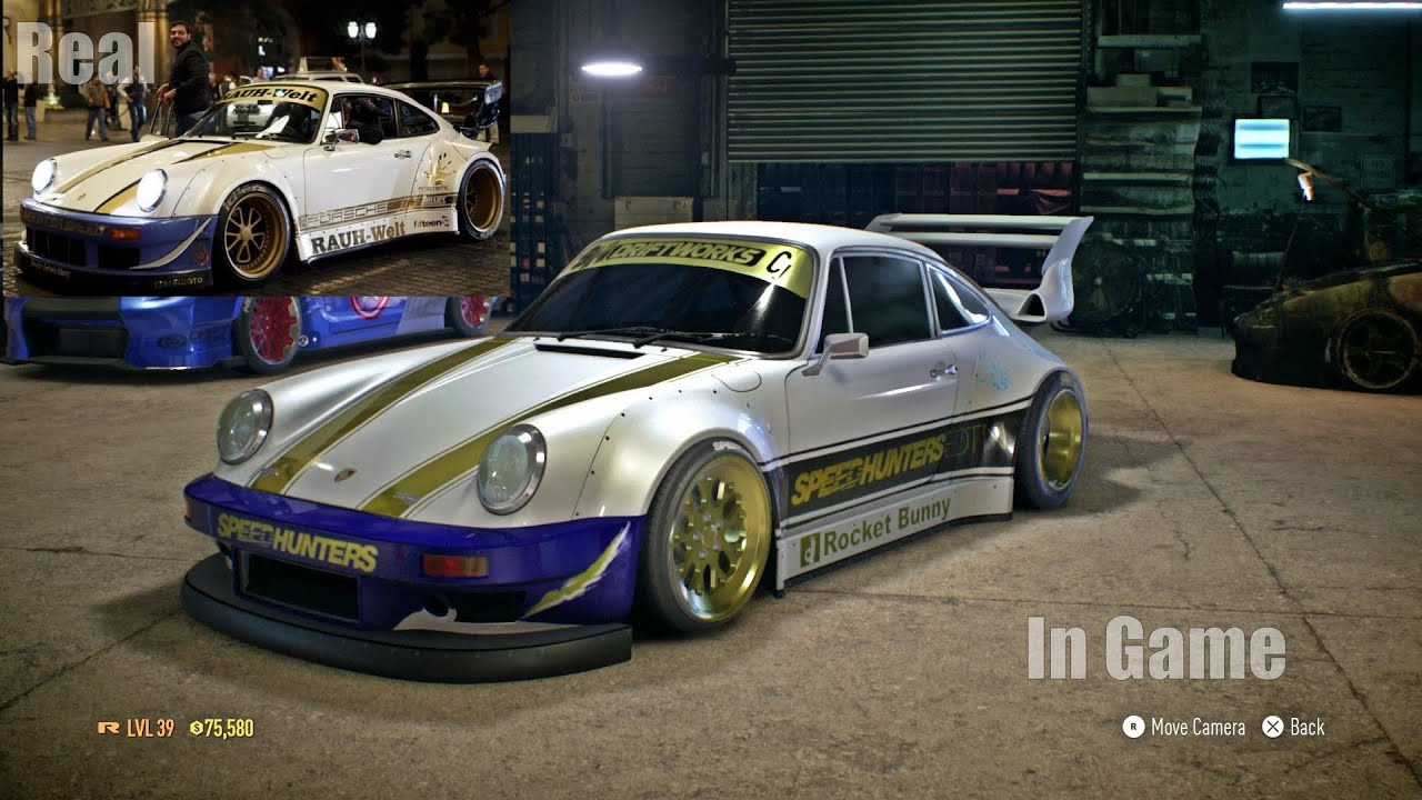 need for speed 2015 porsche 911 carrera rsr best car to. Black Bedroom Furniture Sets. Home Design Ideas