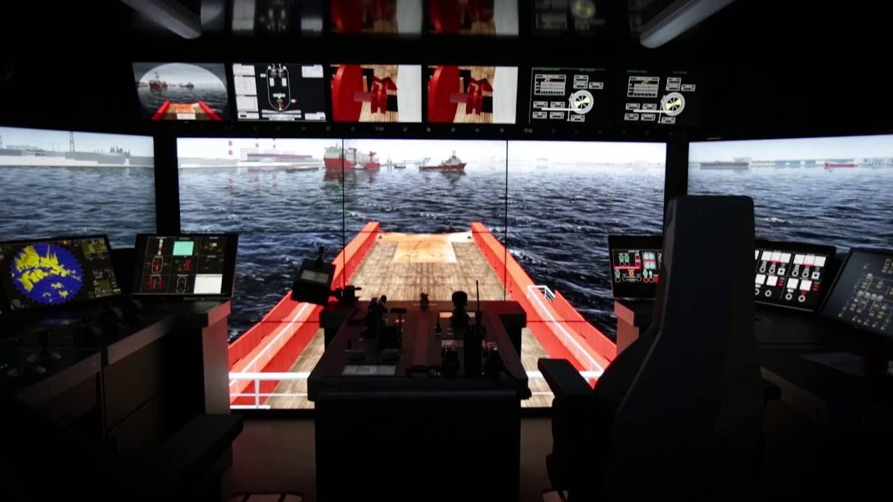Centre for Marine Simulation (CMS) Marine Institute
