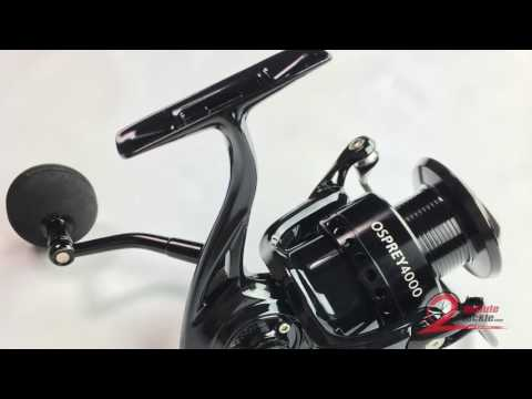 Osprey 4000 Fishing Reel From Florida Fishing Products