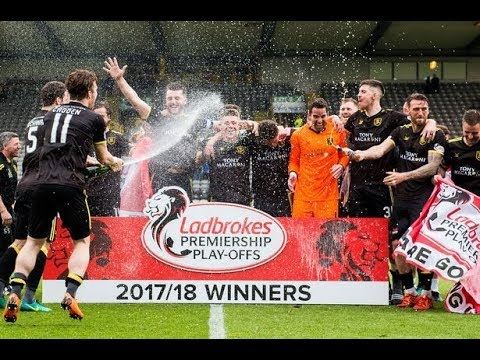 Livingston FC 2017/2018 Highlights - Underdog