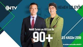 90+ (İttifak Holding Konyaspor-Beşiktaş) 23 Kasım 2019