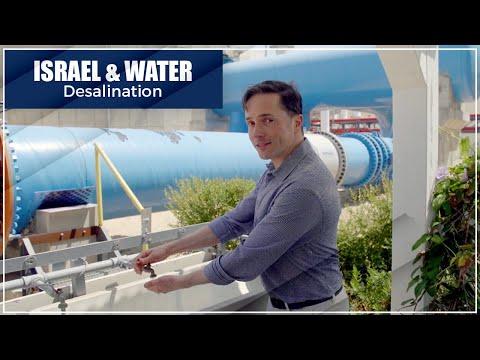 Water Desalination In Israel Is Revolutionizing Water Management \u0026 Is Being Shared Around The World