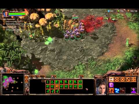 Waking the Ancient - All Mission Achievements Guide - Starcraft II: Heart of the Swarm