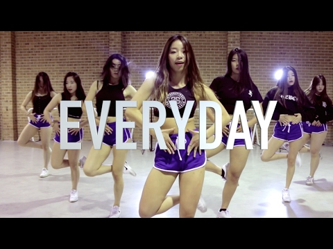 Ariana Grande - Everyday | LUCY LEE CHOREOGRAPHY @ IMI DANCE STUDIO