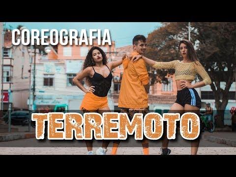 Terremoto - Anitta & Kevinho  Coreografia Gibson Moraes
