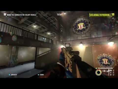 Payday 2: Hoxton Breakout Official Trailer Full - YouTube